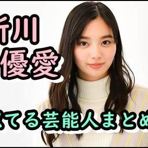 新川優愛と似てると言われるのは誰?西野七瀬やツウィなどをまとめ!