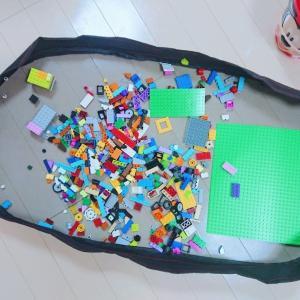 【初めてのお盆休み】レゴとのんびり過ごす日々。