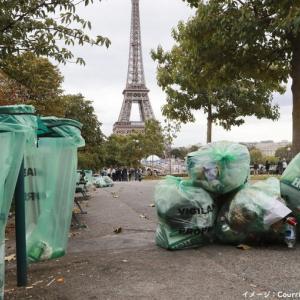 パリの街が汚い理由