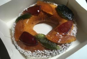 南仏の伝統菓子 「ブリオッシュ・デ・ロワ」