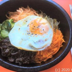 パリ国際大学都市で韓国料理を満喫