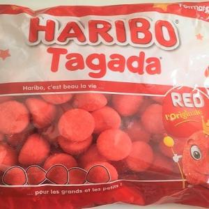 フランス人に大人気のボンボン!HARIBO Tagada