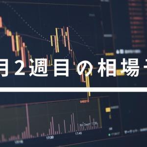 【10月2週目】FXの今週の相場を予想してみた!【ドル円】