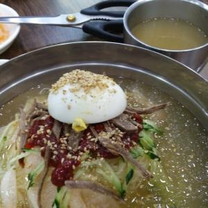 韓国グルメ~激ウマ!釜山西面ミルミョン