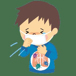 子供の冬の感染症② インフルエンザ