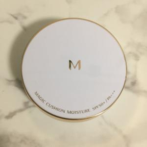 MISSA「M クッション ファンデーション(モイスチャー)」
