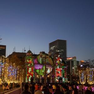 「OSAKA光のルネサンス2019」大阪・中之島のイルミネーション