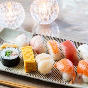 コストコ 「寿司ファミリー盛48貫」は、回転ずし並みの金額でネタが厚くてすごい!
