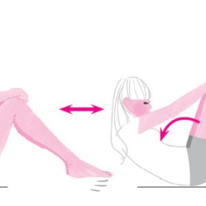 お腹がなかなか凹まないと悩んでいる方へ 特に女性に多い反り腰が原因の可能性