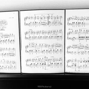ピアノの発表会やコンクールの使いやすい手作り楽譜