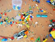 片づけても散らかる子どものおもちゃストレスを軽減する方法