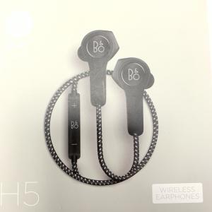 【B&O H5】音質もデザインも妥協しない、最高のワイヤレスイヤホン
