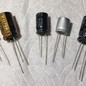 オーディオと電源回路 (電解コン の憂鬱 ②)