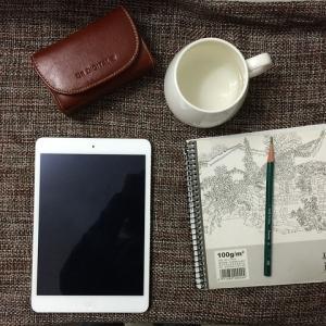【マインドマップ】マインドマップアプリはスマホもいいけどiPad、特にiPad miniがおすすめ 1.38