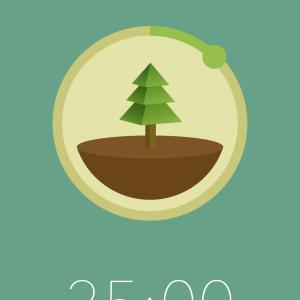 【デジタルデトックスアプリ】 木を植えて集中を助けるForest  〜スマホを触らない時間を作り出す〜1.65