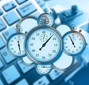 【時間を区切る習慣】行動の開始・終了時刻を毎時刻30分 単位で区切る3つのメリット:シンプル、締め切り効果、記録