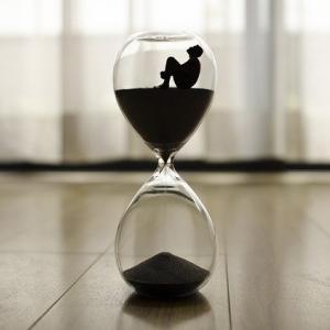 【タイムマネジメント習慣】やる気がでず、時間を浪費しがちなときに。余命カウントダウンタイマー