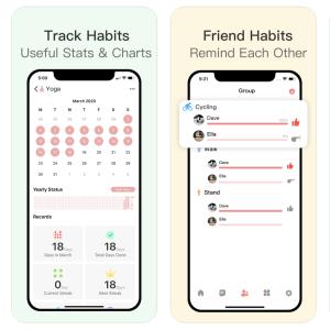 週/月/年の振り返りが楽しい、ポップなデザインの習慣化アプリHabit Trackerレビュー