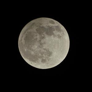 「半影月食」を撮ってみた!