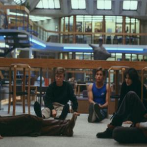 『ブレックファスト・クラブ』(1985) 共通点のない5人の男女が互いに心を通わせる青春映画
