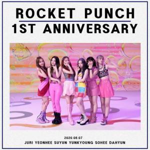 ロケットパンチ1周年