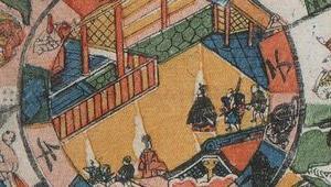 あなたはいくつ解けるか 京都の名所をなぞなぞにした江戸時代の絵図がすごい