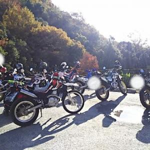 【動画】YSP福山超近場林道ツーリング1