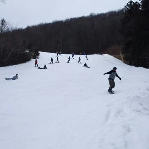 西の雪山研鑽ファイナル(仮)