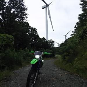 【動画】 風車の見える林道(仮)に迷い込む