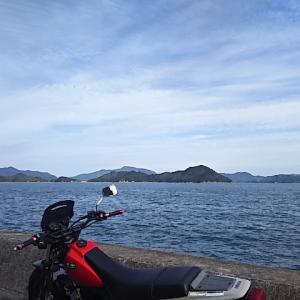 紅きTW 再び大崎上島へ