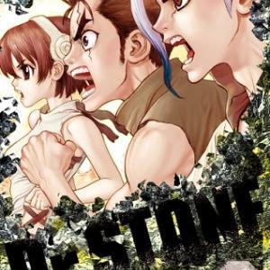 【感想】Dr.STONE 2巻