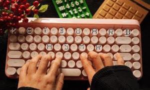 10種類のキーボードとマウスの音 asmr