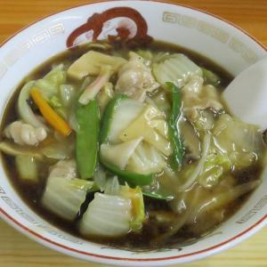 宝来軒 直江津店 昔ながらの中華飯店が提供する広東麺