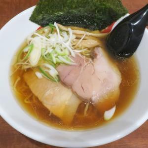 ラーメン中澤 見附市8号線沿いで食べられる洗練された味わいの醤油と塩