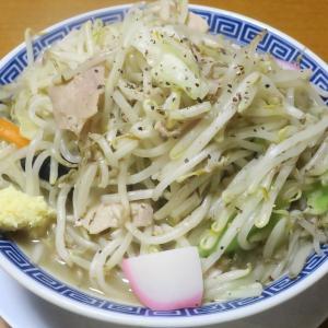 麺屋 仁 野菜たっぷり濃厚タンメン!!