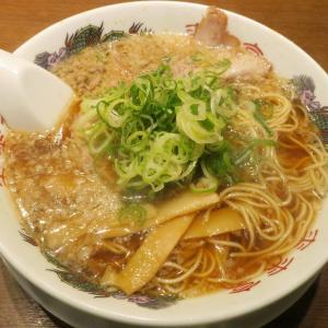 来来亭 新潟松崎店 新潟市で食べられる京都風鶏ガラ醤油