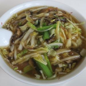 中国料理 揚子江 分店 具材たっぷり椎茸ソバ