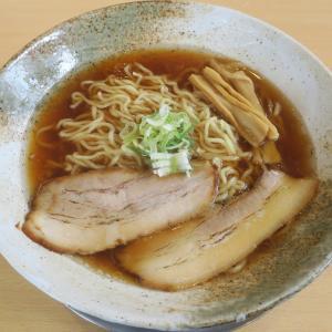 姥姥ラーメン 三条店 薫製の香りが麺に絡みつく!