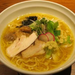 あおぎり 長岡駅近くで堪能出来る鶏の旨味全開の鶏骨スープ