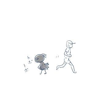 run 170 モエレ沼公園
