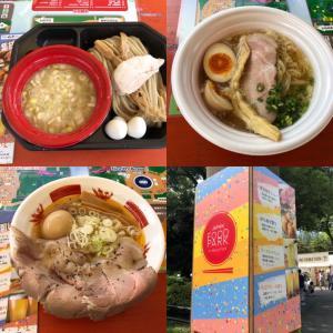 日比谷公園の食の祭典「JAPAN FOOD PARK2019」に行って来ました。