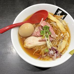 焙煎ウルメ鰯が香る淡麗スープ:天国屋の焙煎ウルメ醤油麺