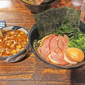 限定の「さばカツオつけ麺」が激ウマ:クックら