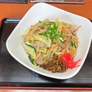 食べ損ねていたメニューがワンオフで復活!:肉煮干中華そば鈴木ラーメン店