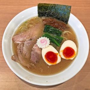 塩生姜スープが激ウマだった!:長岡食堂 Produced by ヌードルファクトリー