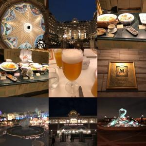 2020年2月東京ディズニーシーに行って来ました(前日編)