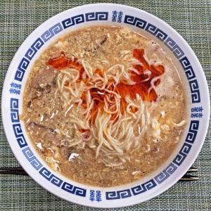 外出自粛でお家ラーメン:中国ラーメン揚州商人の酸辣湯麺