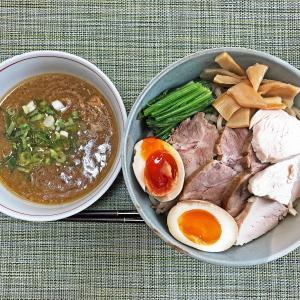 お取り寄せラーメン:らー麺土俵 鶴嶺峰の「鶴嶺峰つけ麺」