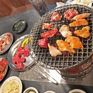 BBQの代わりに「味ん味ん」で焼肉:焼肉 味ん味ん 相模大野店