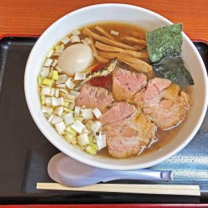未食の「新淡麗煮干」を食べてみた!:「肉煮干し中華そば 鈴木ラーメン店」